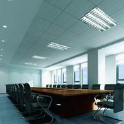 90平米现代风格会议室装修效果图