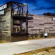 70平米现代风格咖啡屋装修效果图