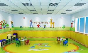 290平米现代风格幼儿园装修效果图鉴赏