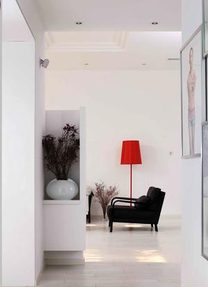 北欧风格小户型客厅过道设计效果图鉴赏