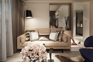 现代简约风格大户型室内装修效果图赏析