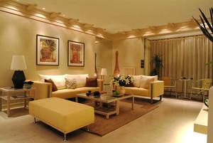 78平米现代简约风格两室两厅装修效果图赏析