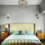 都市宜家风格10平米卧室设计装修效果图