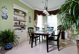 98平米地中海风格时尚混搭两室两厅装修效果图赏析