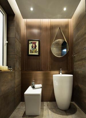 5平米后现代风格卫生间卫浴设计效果图赏析