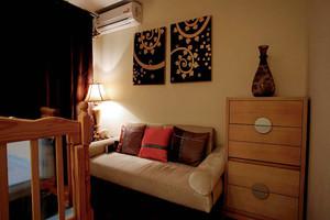 东南亚风格泰式一居室装修效果图赏析