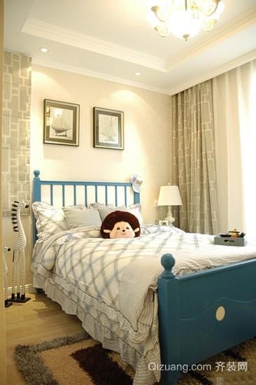 大户型地中海风格儿童房装修效果图鉴赏