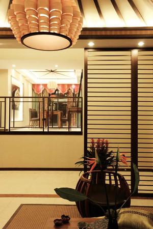 216平米独具异域东南亚风格复式楼装修效果图赏析