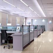 120平米现代简约风格办公室设计效果图赏析