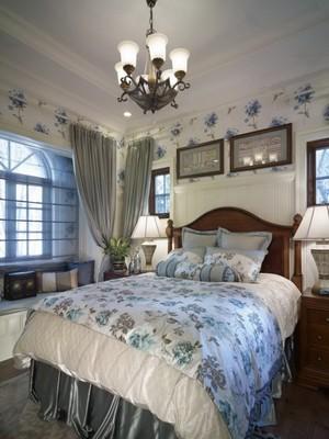 复古欧式风格456平米超豪华别墅室内装修效果图鉴赏