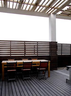 现代简约中式风格两室两厅装修效果图鉴赏