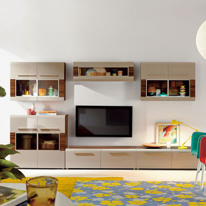 6平米日式宜家风格客厅电视柜装修效果图赏析