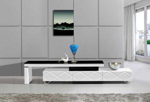 10平米后现代风格简约客厅茶几设计装修效果图赏析