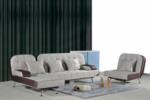 6平米都市简约风格多功能沙发装修效果图大全