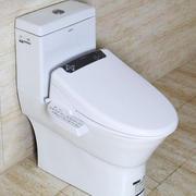 现代简约风格卫生间箭牌马桶装修效果图赏析