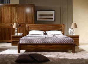 12平米中式风格水曲实木家具装修效果图赏析