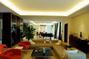 中西简约混搭风格复式楼室内装修效果图赏析