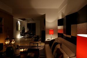 86平米后现代风格两居室装修效果图赏析
