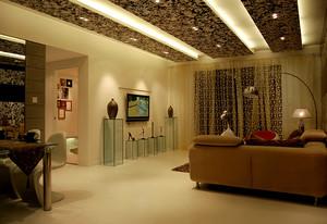 简欧风格复式楼三室两厅室内装修效果图赏析