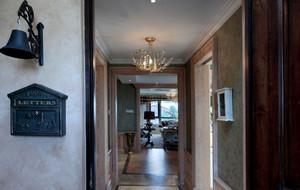复古美式田园风格别墅室内装修效果图赏析