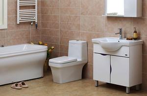 现代简约风格卫生间箭牌卫浴装修效果图赏析