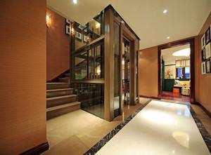 现代简约风格家用电梯装修效果图赏析