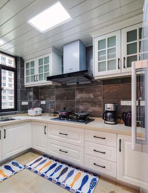 15平米大户型简欧风格厨房吊顶装修效果图赏析