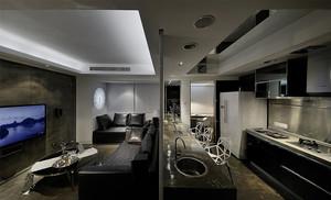 后现代风格精致别墅室内装修效果图赏析