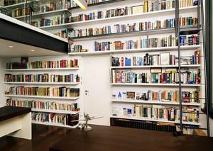 20平米跃层现代简约风格书房装修效果图赏析