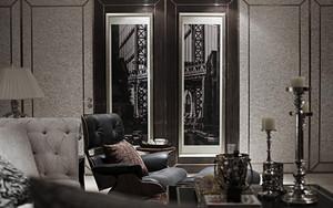 109平米新古典主义风格室内装修效果图实例