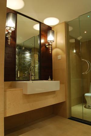 88平米后现代风格一居室装修效果图赏析