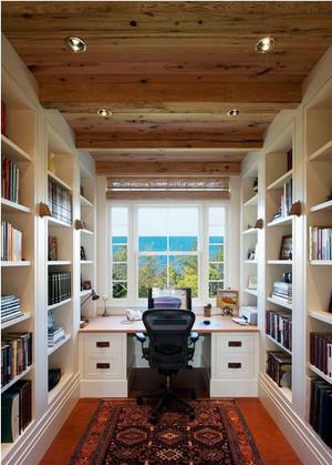 简约风格室内生态木吊顶装修效果图大全