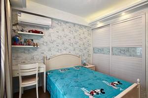 20平米宜家风格儿童房设计装修效果图