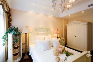 200平米复古欧式风格别墅室内装修效果图赏析