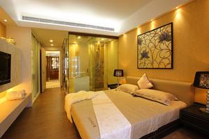 现代轻奢风格大户型室内装修效果图赏析