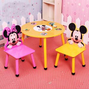 现代简约风格可爱儿童房学习桌装修效果图大全