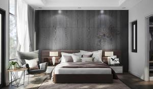 北欧风格一居室卧室装修效果图赏析