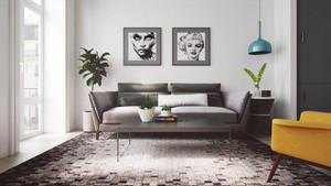 北欧风格小户型室内装修效果图赏析