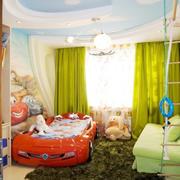 30平米欧式风格儿童房吊顶装修效果图鉴赏