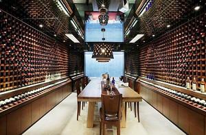 欧式风格别墅酒柜设计效果图鉴赏