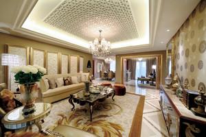 欧式风格大户型室内装修效果图赏析