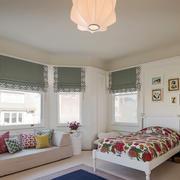 欧式风格大户型卧室照片墙效果图鉴赏