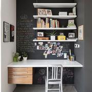 4平米现代风格小书房装修效果图鉴赏
