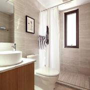 都市小户型欧式卫生间装修效果图欣赏