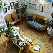 8平米韩式风格小客厅装修效果图赏析