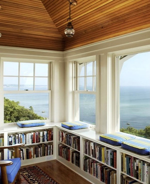 15平米欧式风格转角飘窗设计效果图赏析