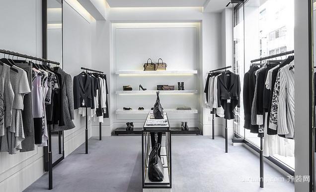 68平米现代风格服装店装修效果图鉴赏