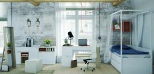 70平米北欧风格卧室装修效果图鉴赏