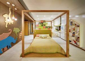 大户型现代简约风格儿童房装修效果图鉴赏