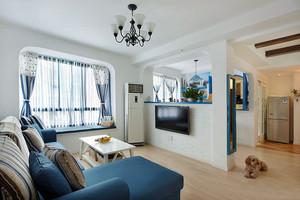 125平米地中海风格室内装修效果图赏析